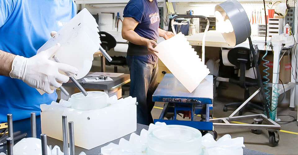vacuum casting services