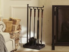 Find Affordable Fireplace Tools Online from The Comfort of Any Place